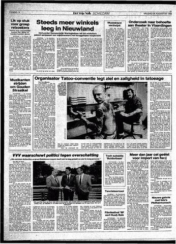 Het Vrije volk 1988-08-26