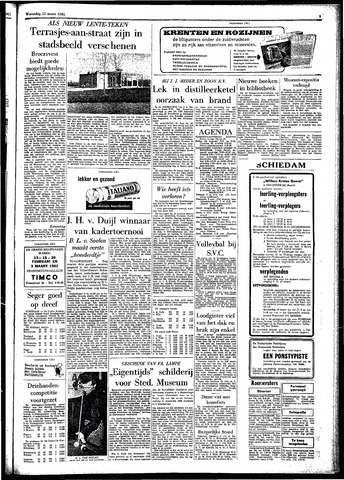 Rotterdamsch Parool / De Schiedammer 1961-03-15
