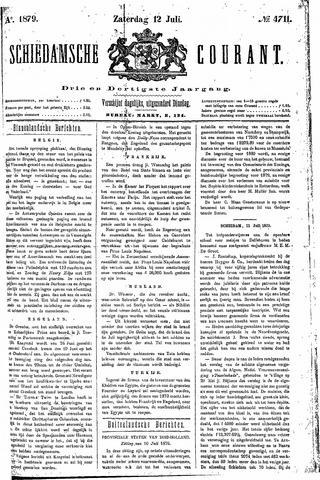 Schiedamsche Courant 1879-07-12