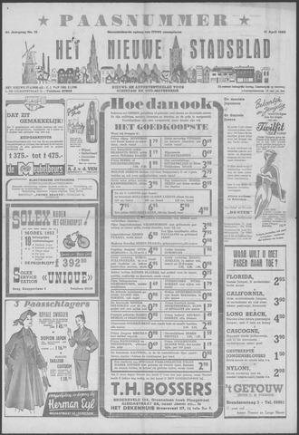 Het Nieuwe Stadsblad 1952-04-11