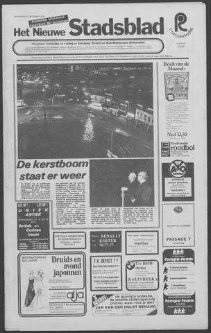 Het Nieuwe Stadsblad 1974-12-11