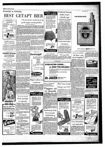 Rotterdamsch Parool / De Schiedammer 1963-06-28