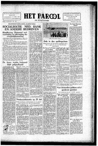 Rotterdamsch Parool / De Schiedammer 1946-07-05