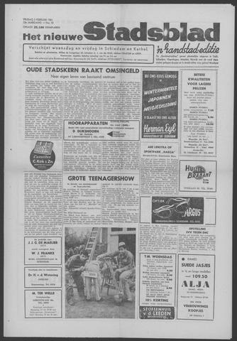Het Nieuwe Stadsblad 1961-02-03