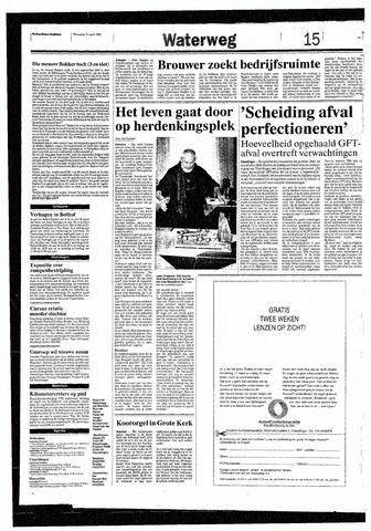Rotterdamsch Nieuwsblad / Schiedamsche Courant / Rotterdams Dagblad / Waterweg / Algemeen Dagblad 1993-03-10