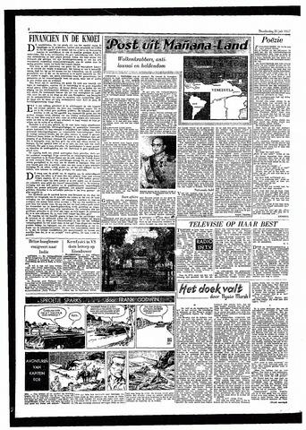 Rotterdamsch Parool / De Schiedammer 1957-07-25