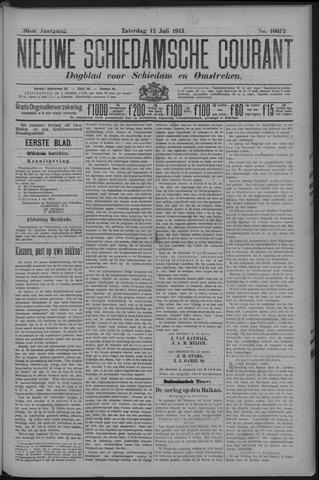 Nieuwe Schiedamsche Courant 1913-07-12