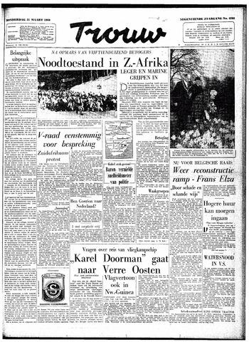 Trouw / De Rotterdammer 1960-03-31