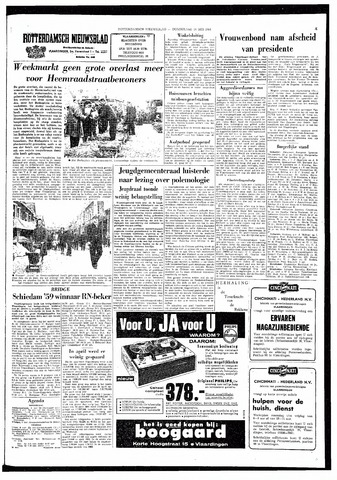Rotterdamsch Nieuwsblad / Schiedamsche Courant / Rotterdams Dagblad / Waterweg / Algemeen Dagblad 1964-05-14