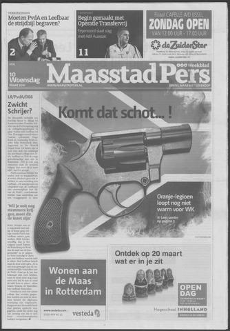 Maaspost / Maasstad / Maasstad Pers 2010-03-10