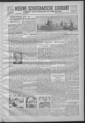 Nieuwe Schiedamsche Courant 1946-06-05