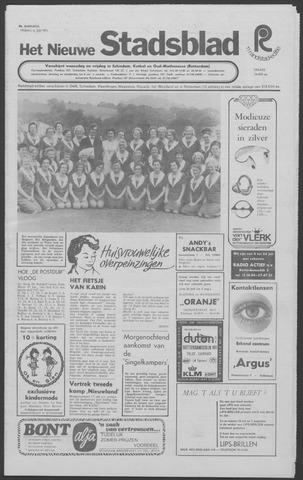 Het Nieuwe Stadsblad 1971-07-16