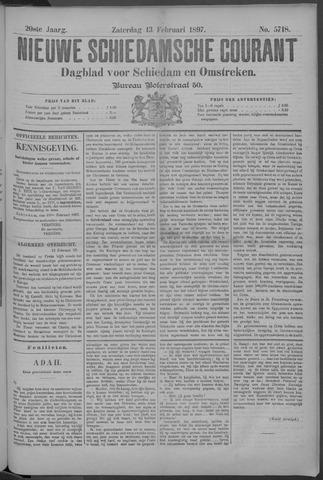 Nieuwe Schiedamsche Courant 1897-02-13
