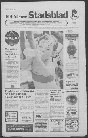 Het Nieuwe Stadsblad 1973-06-29