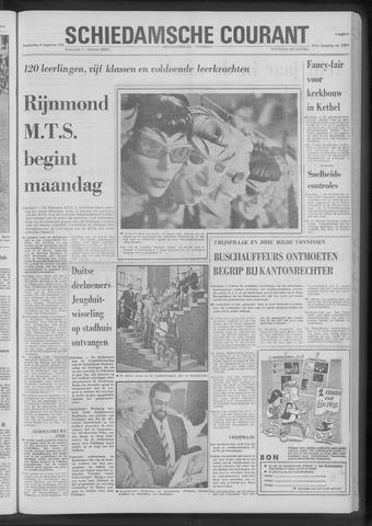 Rotterdamsch Nieuwsblad / Schiedamsche Courant / Rotterdams Dagblad / Waterweg / Algemeen Dagblad 1970-08-13