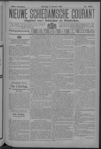 Nieuwe Schiedamsche Courant 1917-10-02