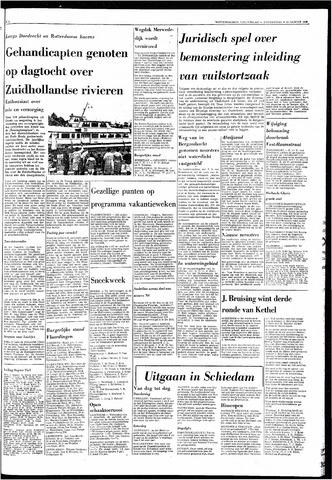 Rotterdamsch Nieuwsblad / Schiedamsche Courant / Rotterdams Dagblad / Waterweg / Algemeen Dagblad 1968-08-08