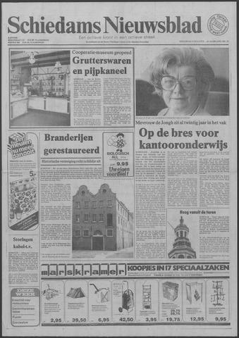 Schiedams Nieuwsblad 1979-07-04
