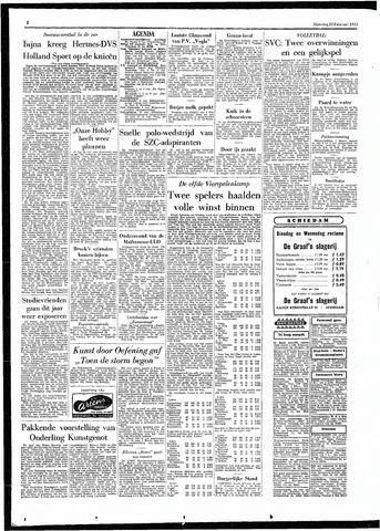 Rotterdamsch Parool / De Schiedammer 1955-02-28