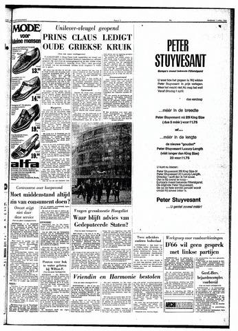 Trouw / De Rotterdammer 1969-04-01