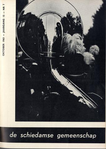 Schiedamse Gemeenschap (tijdschrift) 1963-10-01