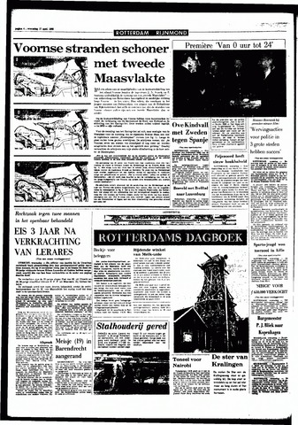 Rotterdamsch Parool / De Schiedammer 1968-04-17