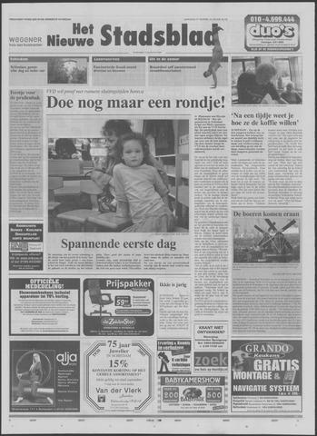 Het Nieuwe Stadsblad 2005-08-17