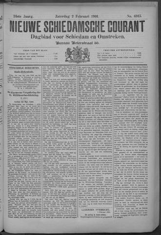 Nieuwe Schiedamsche Courant 1901-02-02