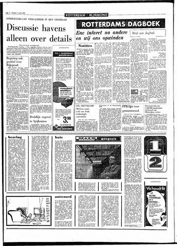 Rotterdamsch Parool / De Schiedammer 1970-04-07