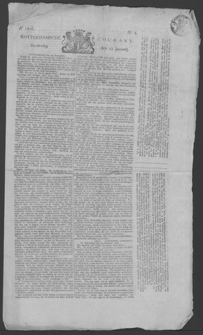 Rotterdamse Courant 1826-01-12