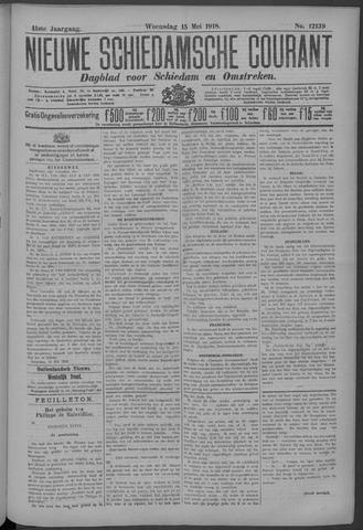 Nieuwe Schiedamsche Courant 1918-05-15