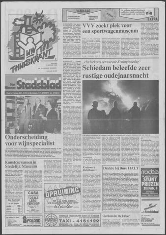Het Nieuwe Stadsblad 1992