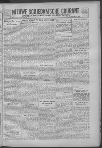 Nieuwe Schiedamsche Courant 1945-09-07