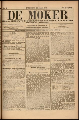 De Moker 1910-03-26