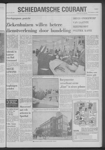 Rotterdamsch Nieuwsblad / Schiedamsche Courant / Rotterdams Dagblad / Waterweg / Algemeen Dagblad 1970-06-16