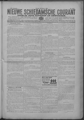 Nieuwe Schiedamsche Courant 1925-02-10