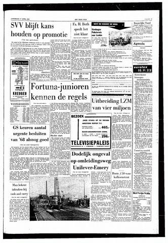Het Vrije volk 1969-04-17