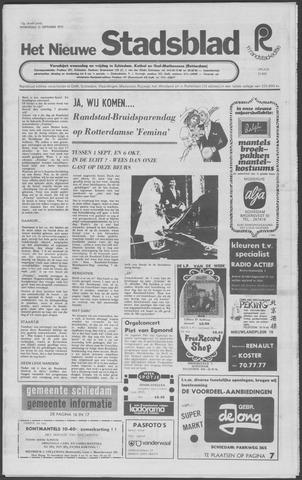 Het Nieuwe Stadsblad 1972-09-13