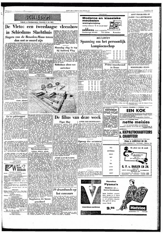 Rotterdamsch Nieuwsblad / Schiedamsche Courant / Rotterdams Dagblad / Waterweg / Algemeen Dagblad 1959-10-09