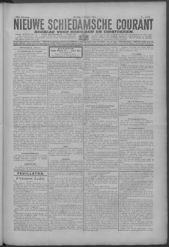 Nieuwe Schiedamsche Courant 1925-10-06