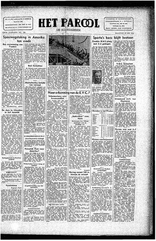 Rotterdamsch Parool / De Schiedammer 1946-05-27