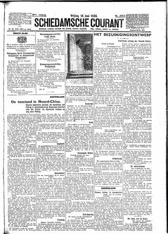 Schiedamsche Courant 1935-06-14