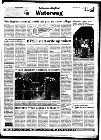 Rotterdamsch Nieuwsblad / Schiedamsche Courant / Rotterdams Dagblad / Waterweg / Algemeen Dagblad 1998-01-13