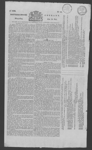 Rotterdamse Courant 1836-05-10
