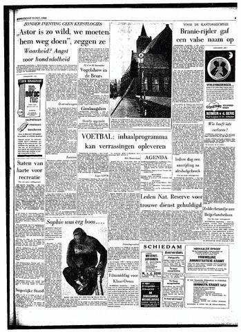 Rotterdamsch Parool / De Schiedammer 1962-12-13