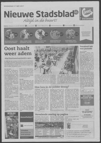 Het Nieuwe Stadsblad 2017-05-17