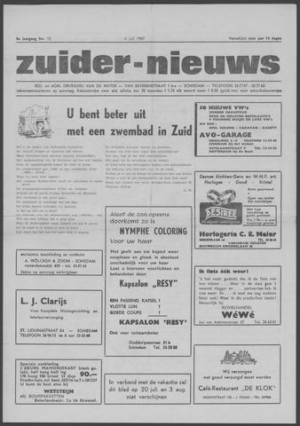 Zuider Nieuws 1967-07-06