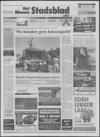 Het Nieuwe Stadsblad 2004-09-08