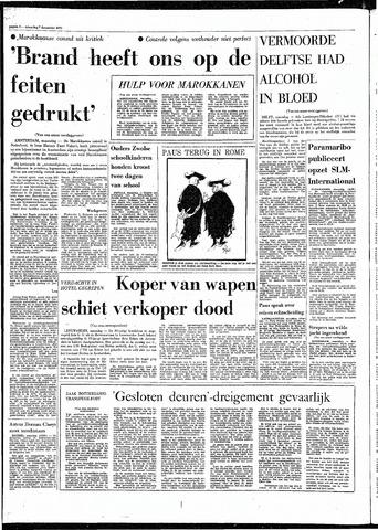 Rotterdamsch Parool / De Schiedammer 1970-12-07