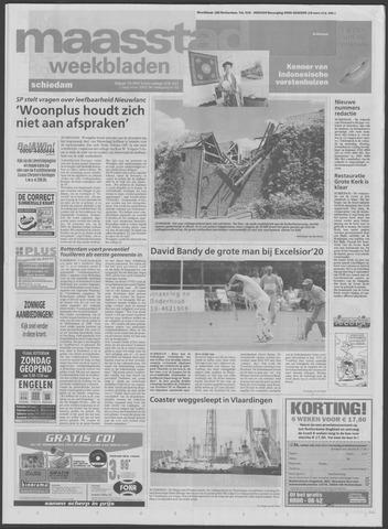 Maaspost / Maasstad / Maasstad Pers 2002-08-07